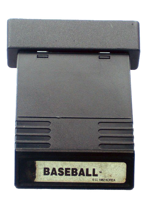 Atari 2600 Baseball Sears Tele Games - 1978