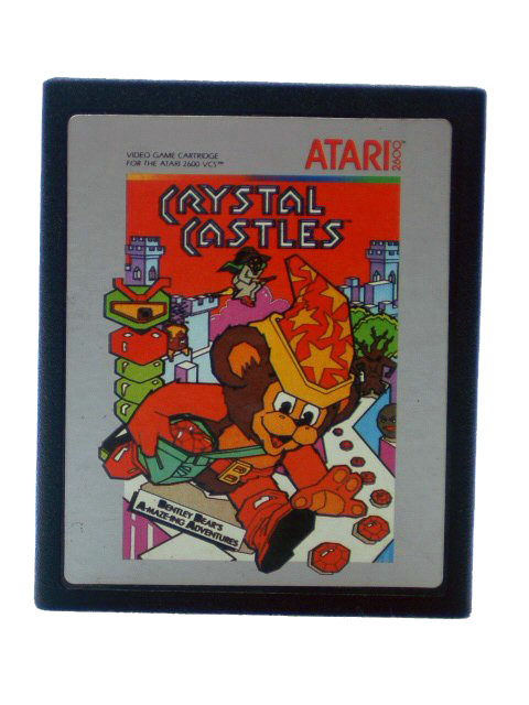 Atari 2600 Crystal Castle - 1984