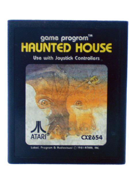Atari 2600 Haunted House - 1981