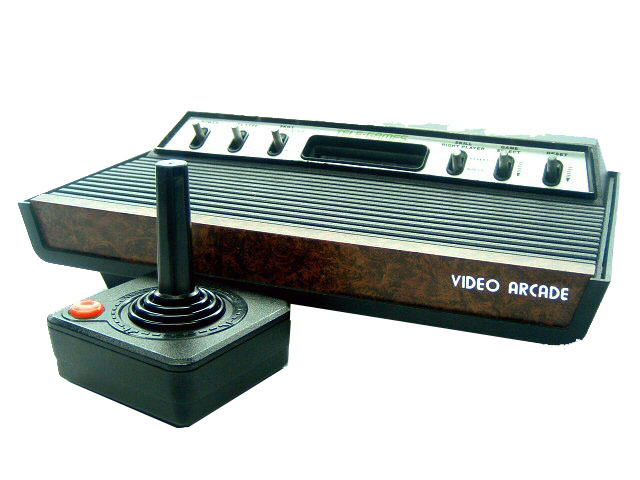 Atari 2600 Sears Video Arcade System Complete - 1977