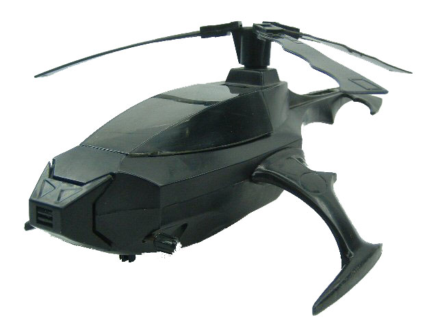 1991 Kenner Dark Knight Collection BATCOPTER Complete