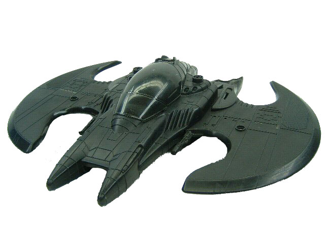 Kenner Dark Knight Collection Turbo Jet Batwing Complete