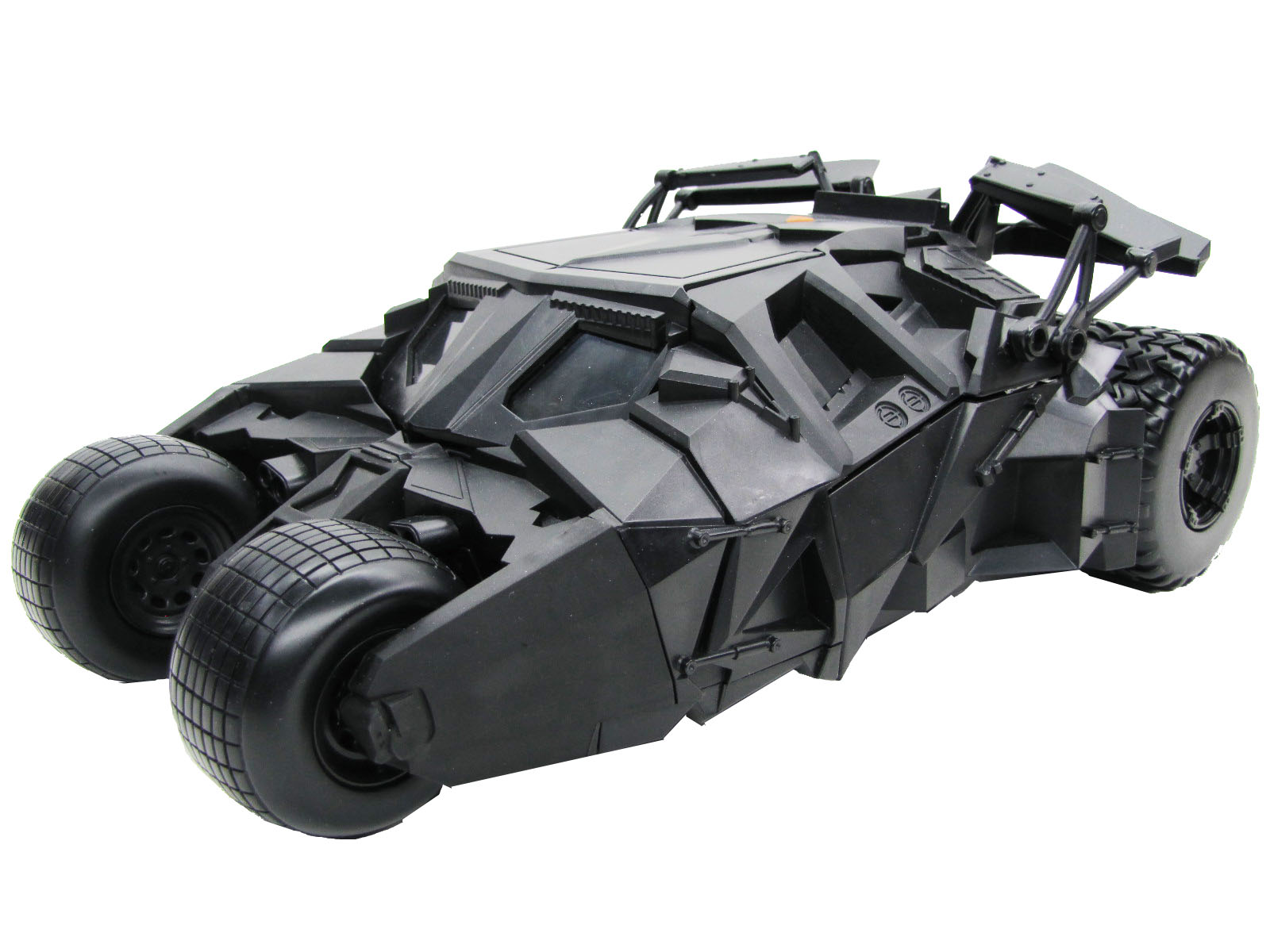 Batman Begins Movie Masters Tumbler Batmobile Complete