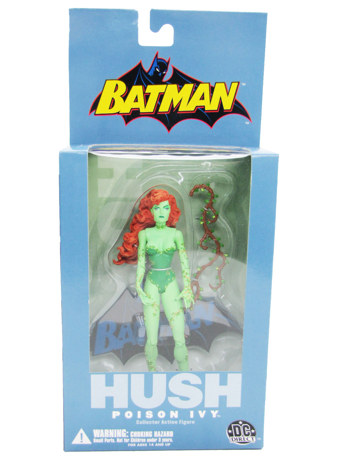 Batman Hush Poison Ivy MISB