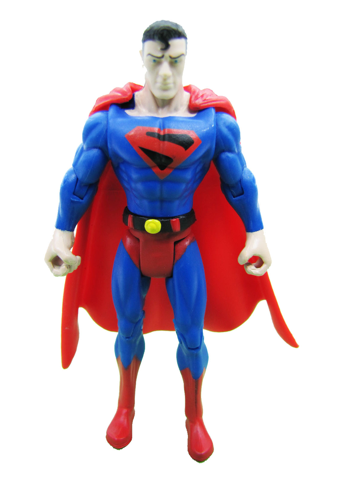 2008 DC Infinite Heroes BATTLE FOR METROPOLIS SUPERMAN Complete