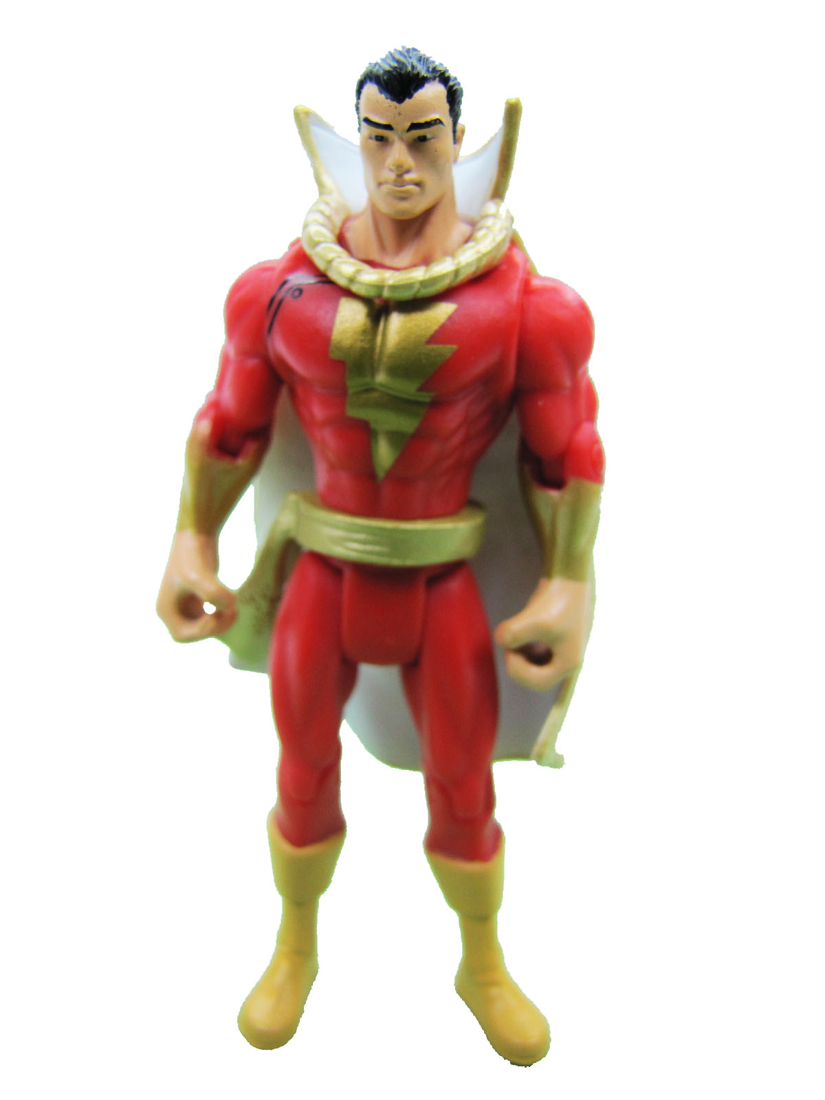 DC Infinite Heroes Battle for Metropolis Captain Marvel Complete