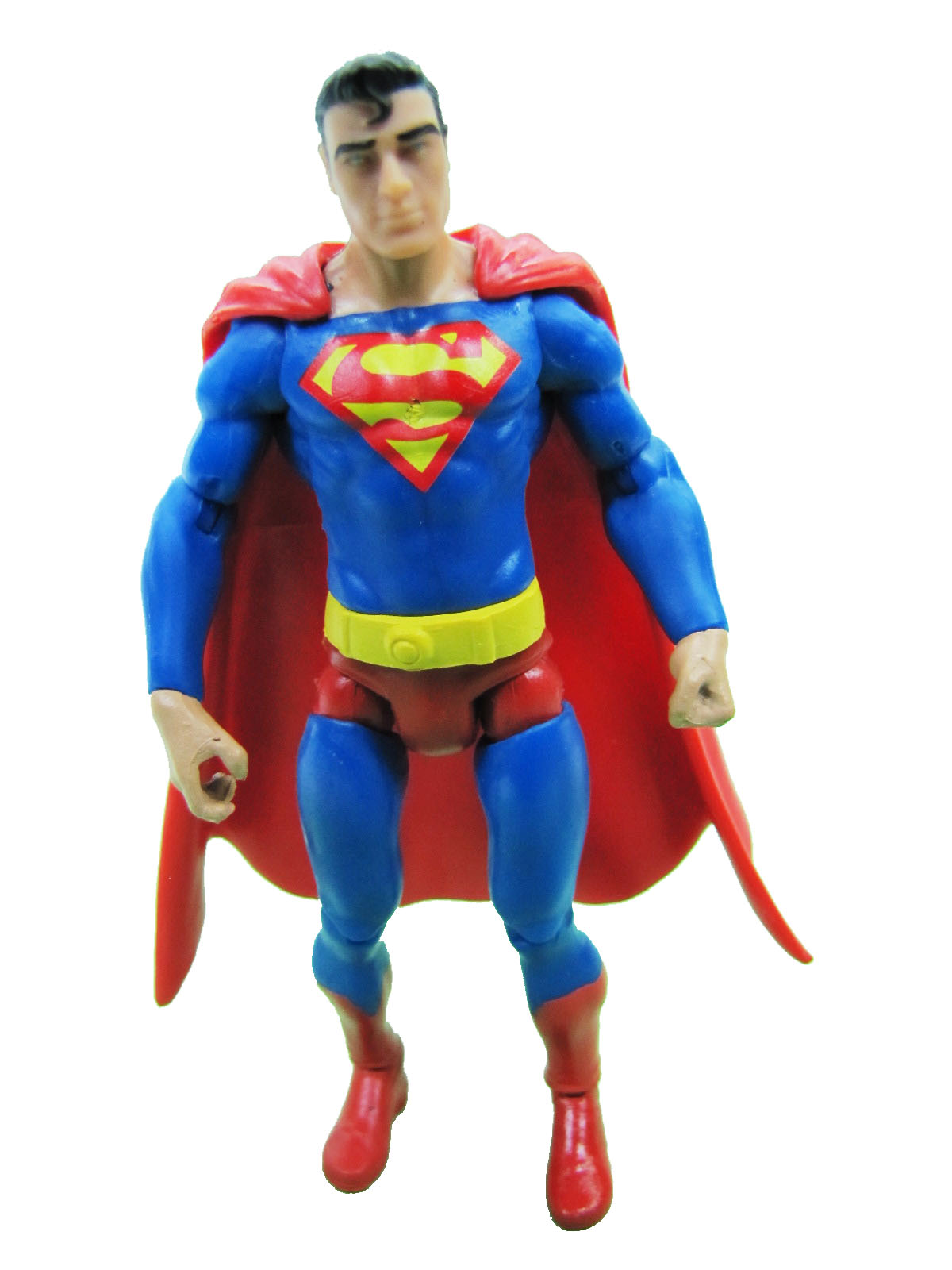 DC Infinite Heroes Public Enemies Superman Complete