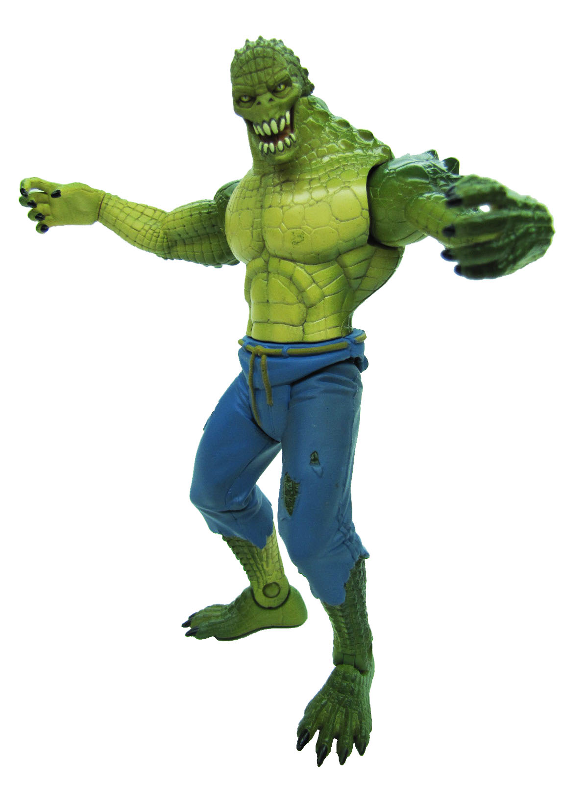DC Super Heroes Killer Croc Version 1 Complete