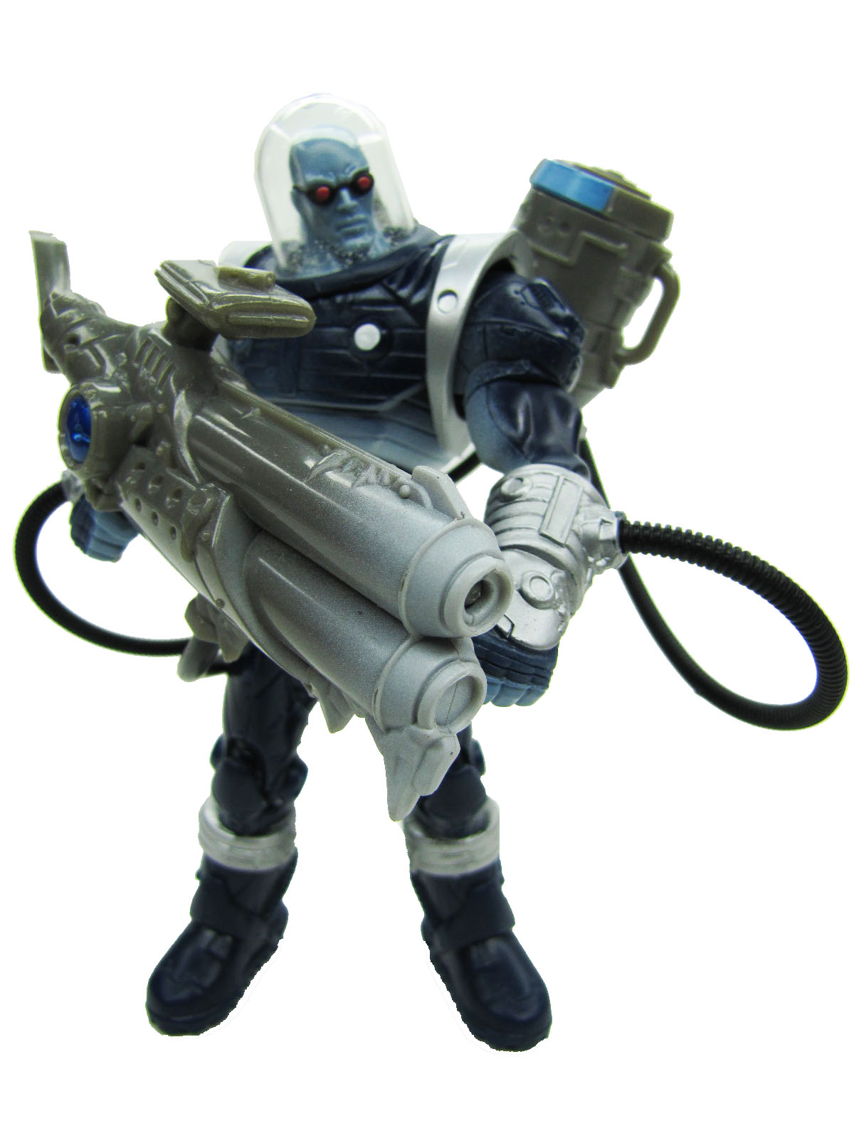 DC Super Heroes Ice Canon Mr. Freeze Complete