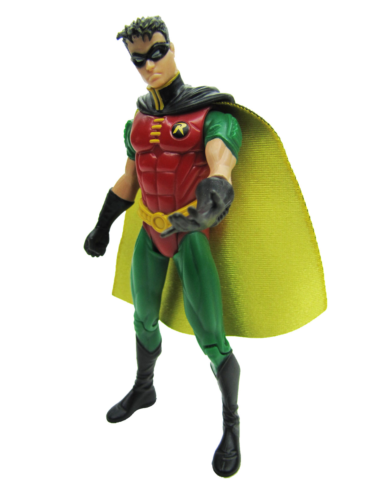 2003 Batman DC Super Heroes BATTLE BOARD ROBIN Complete
