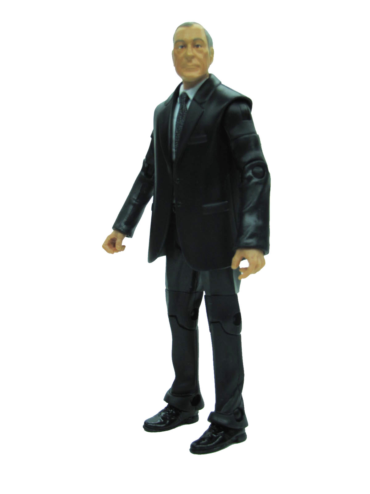 Movie Masters The Dark Knight Rises Alfred Complete