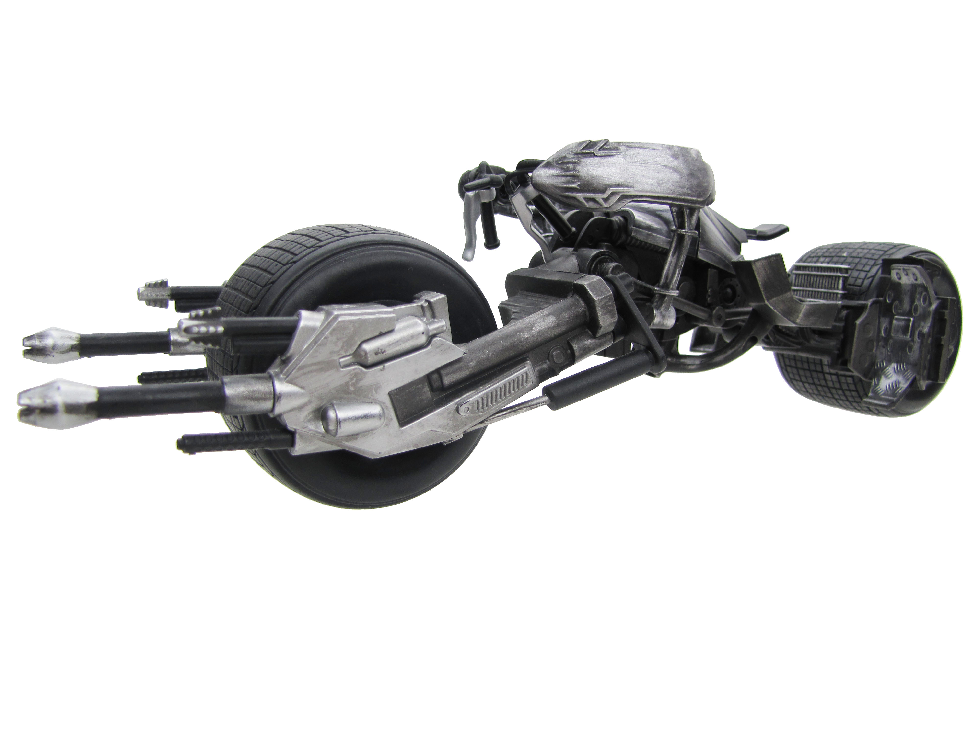 Movie Masters The Dark Knight Batpod Target Exclusive Complete