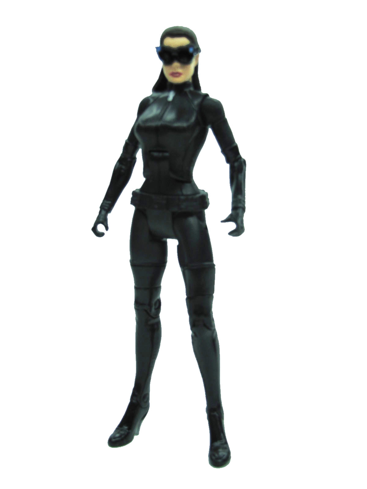 Movie Masters The Dark Knight Rises Catwoman Goggles Complete