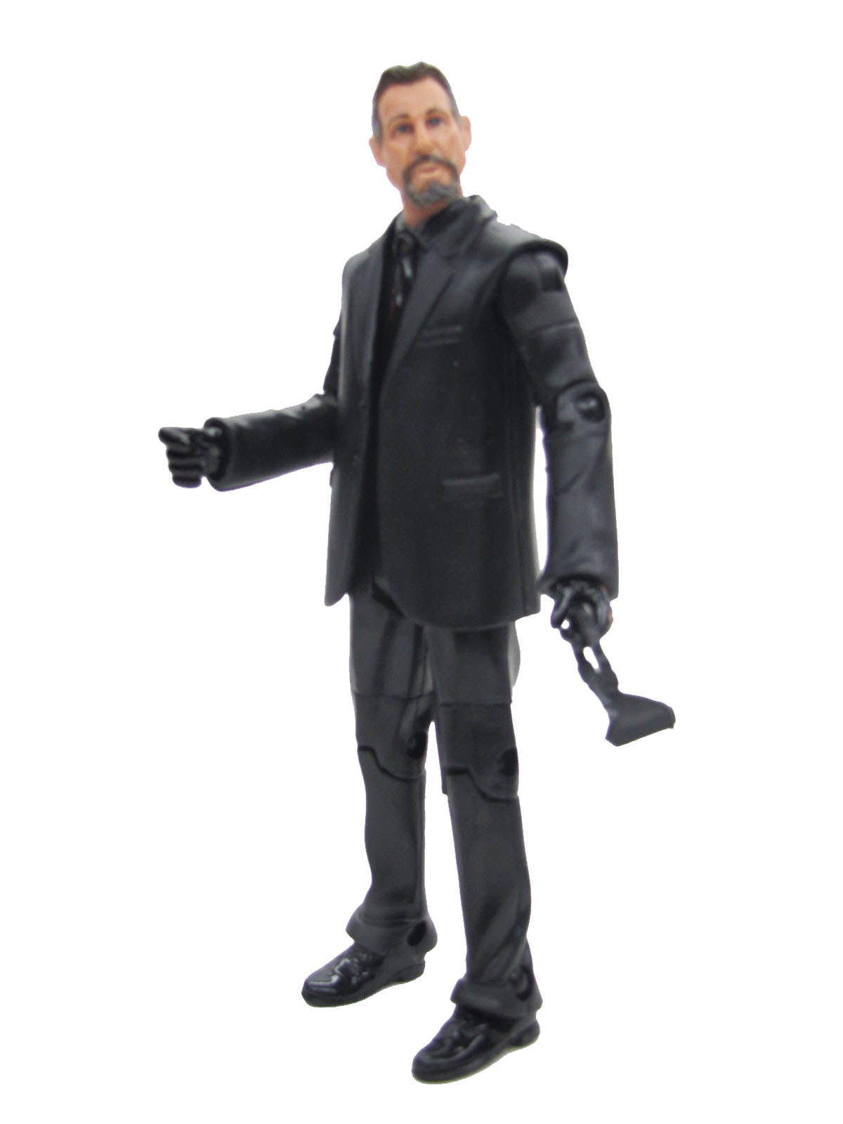 Movie Masters The Dark Knight Rises Ras Al Ghul Complete