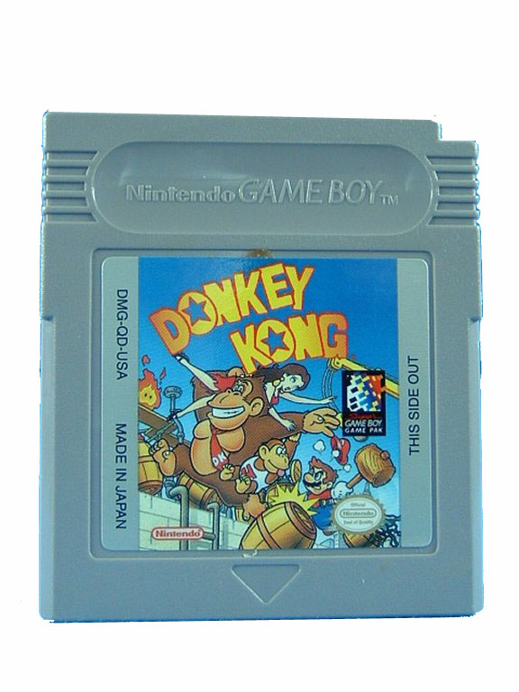 Game Boy Donkey Kong - 1994