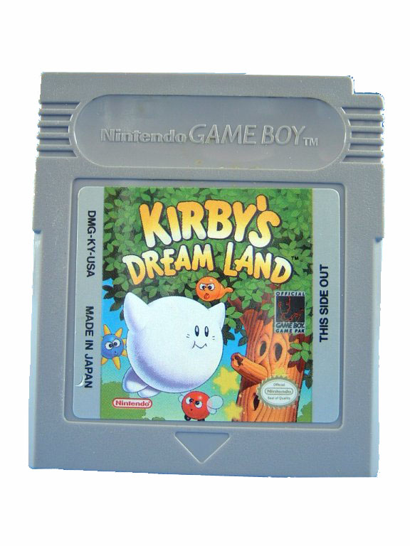 Game Boy Kirby's Dream Land - 1992