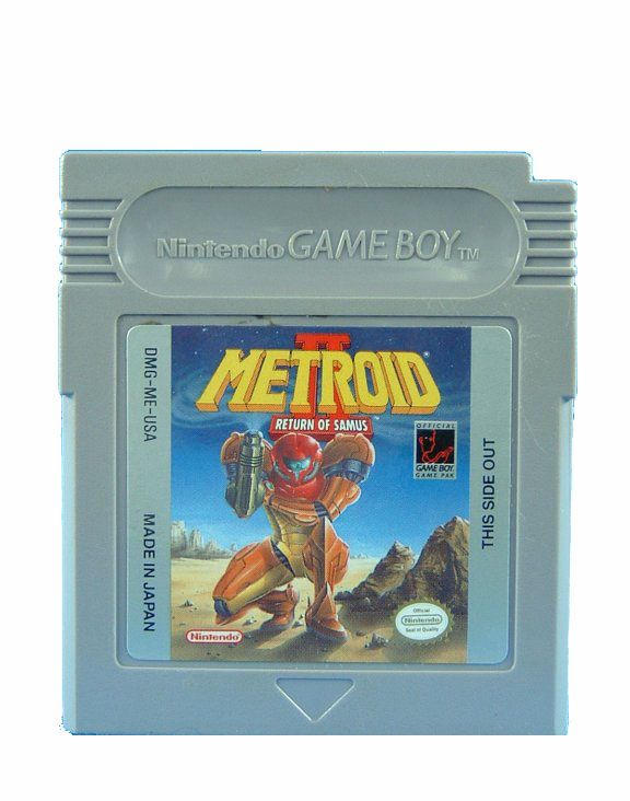 Game Boy Metroid II: Return of Samus - 1992