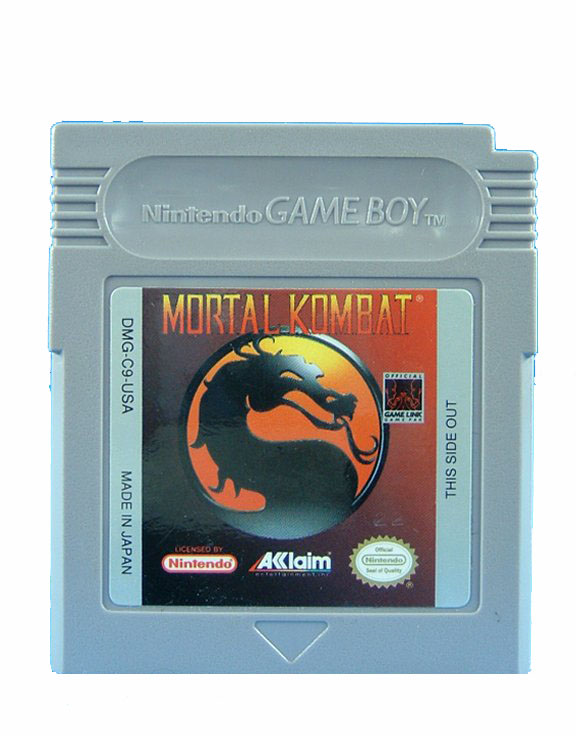 Game Boy Mortal Kombat - 1993