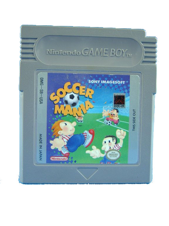 Game Boy Soccer Mania - 1990