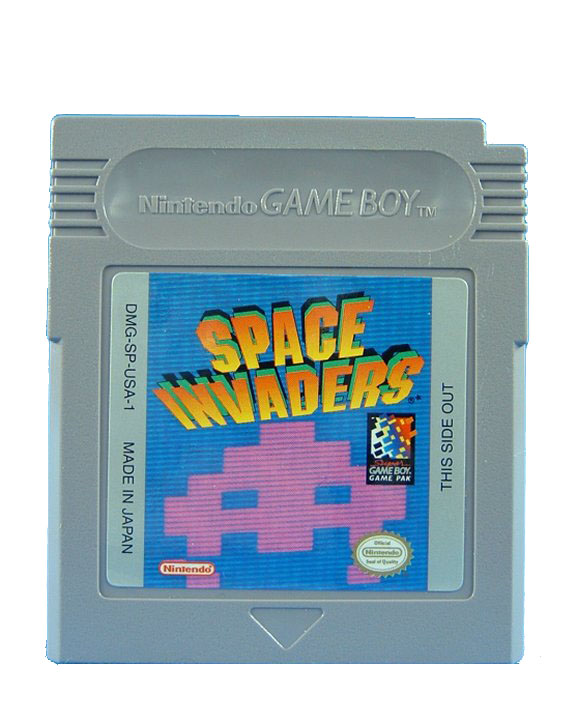 Game Boy Space Invaders - 1994