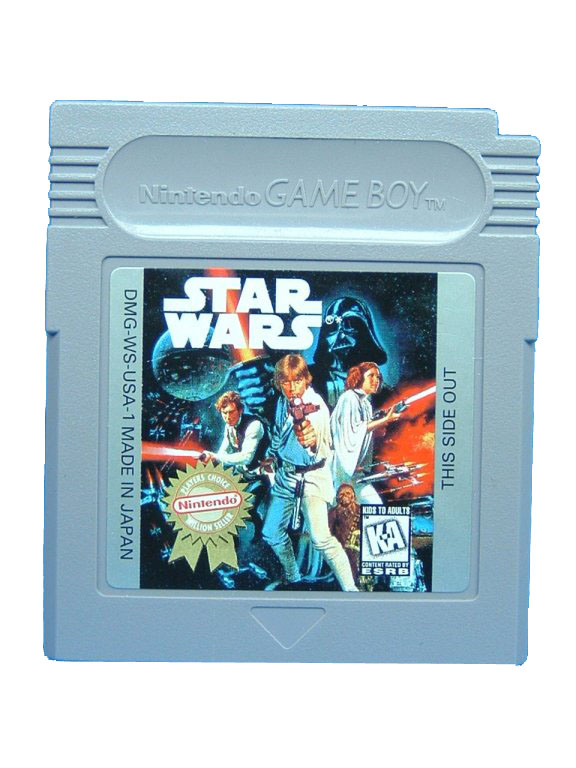 Game Boy Star Wars - 1992