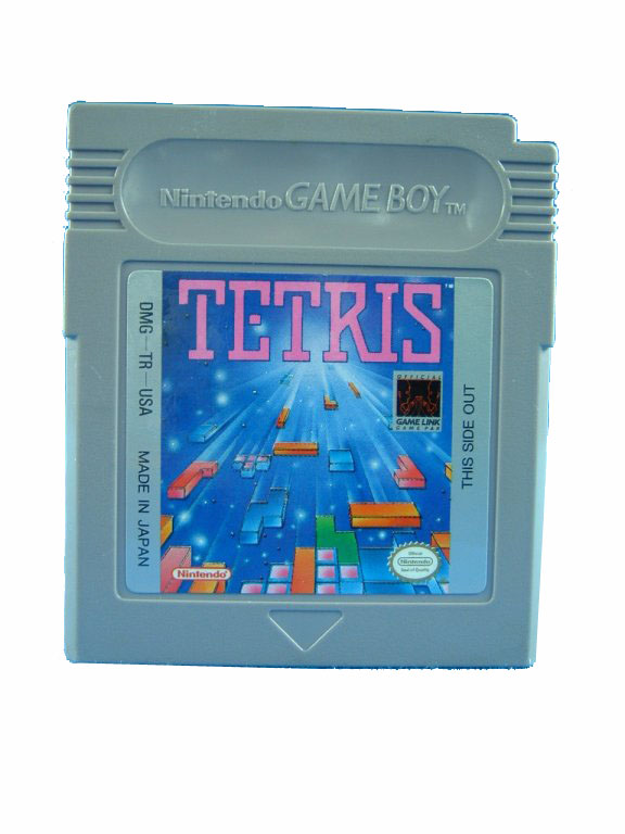 Game Boy Tetris - 1989