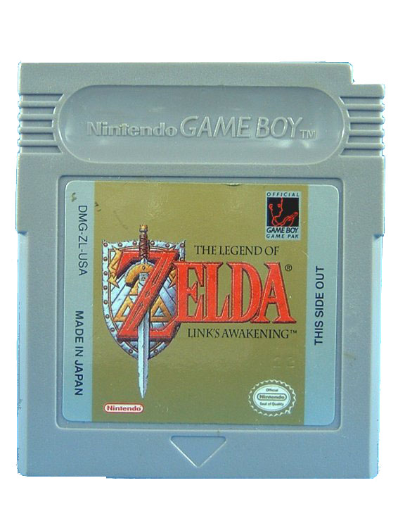 Game Boy Legend of Zelda: Link's Awakening - 1993