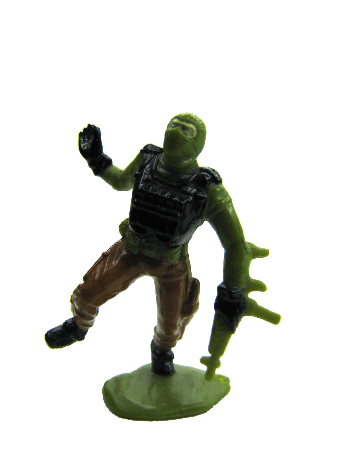GIJoe Micro Series Beach Head