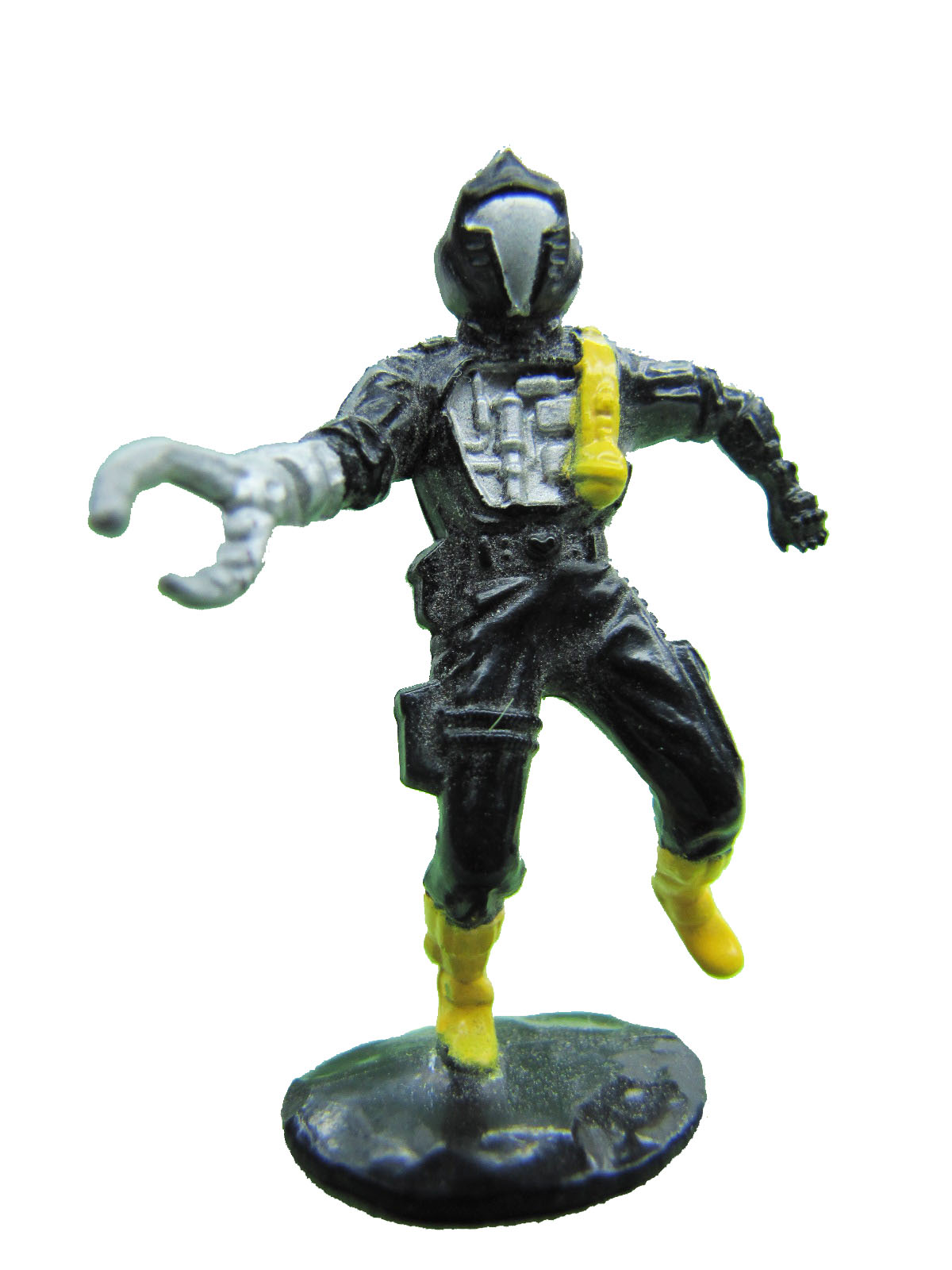 GIJoe Micro Series Cobra B.A.T. Battle Android Trooper
