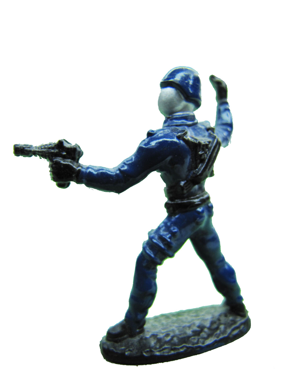 GIJoe Micro Series Cobra Commander