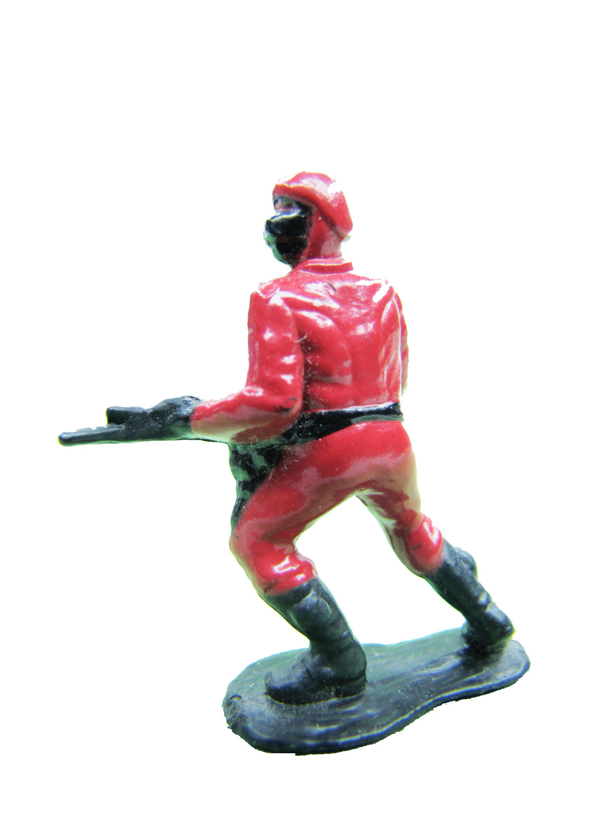 GIJoe Micro Series Cobra Crimson Guard