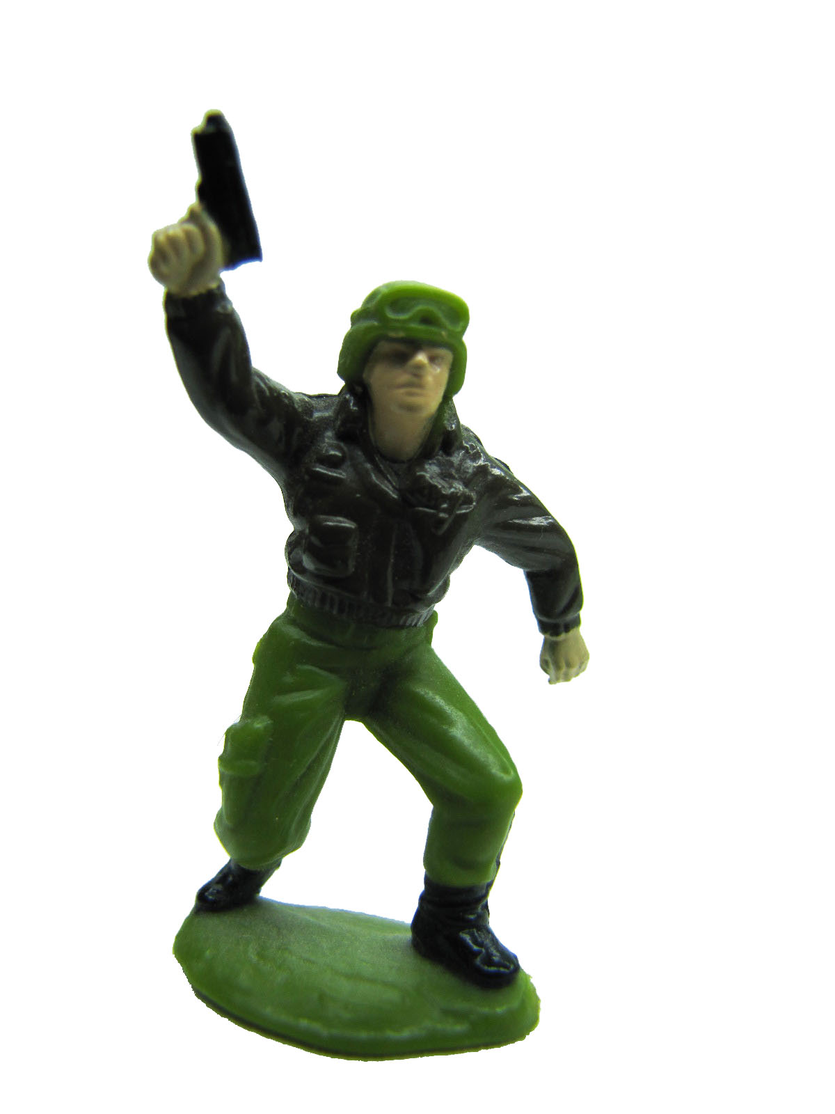 GIJoe Micro Series General Hawk