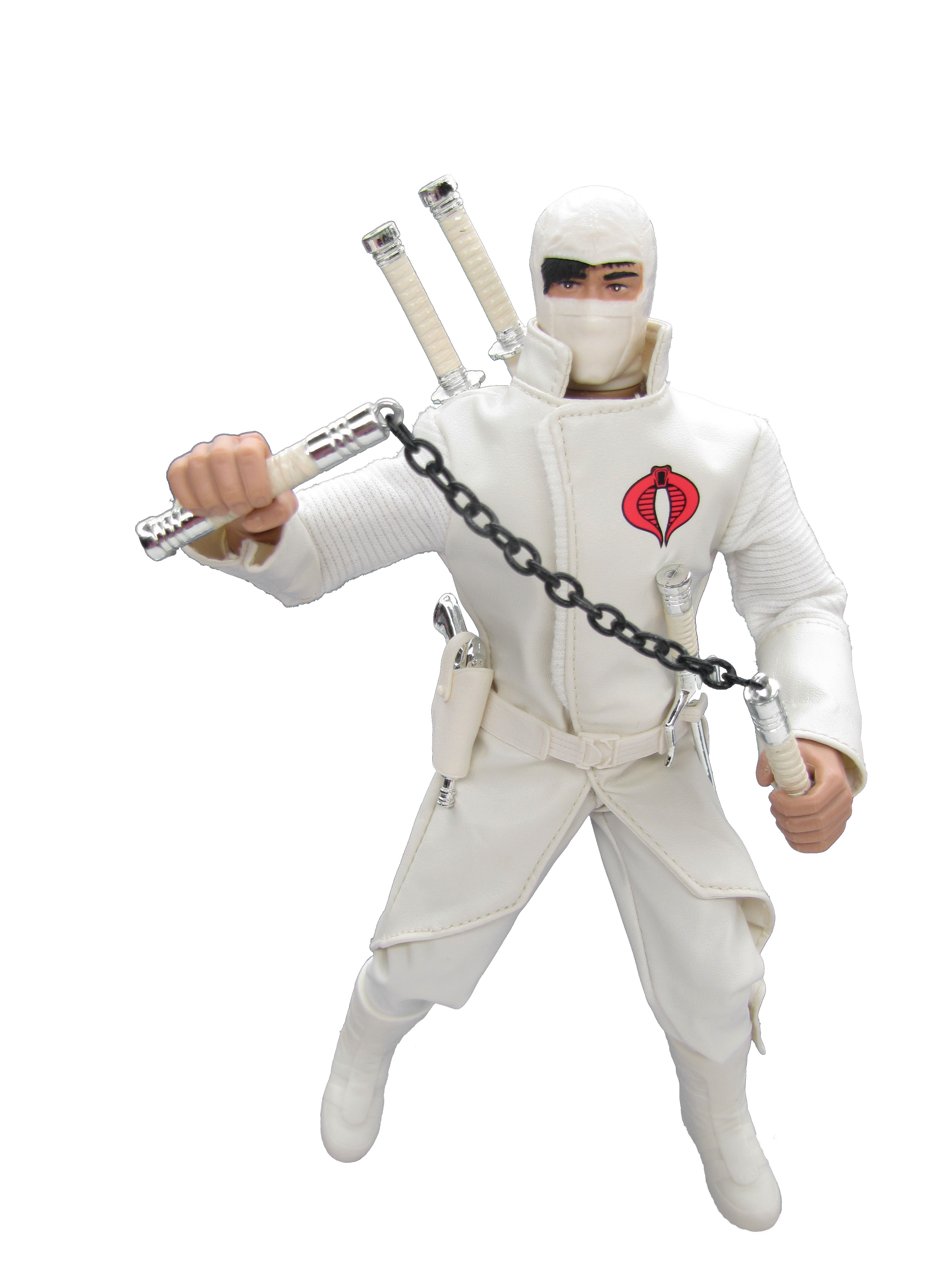 2009 GIJoe: The Rise of Cobra Storm Shadow NINJA MERCENARY Compl