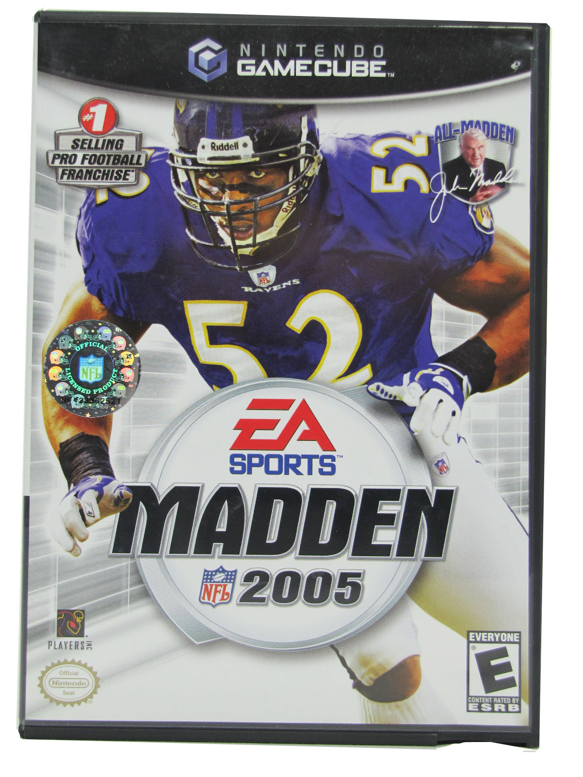 Game Cube Madden NFL 2005 Complete - 2004