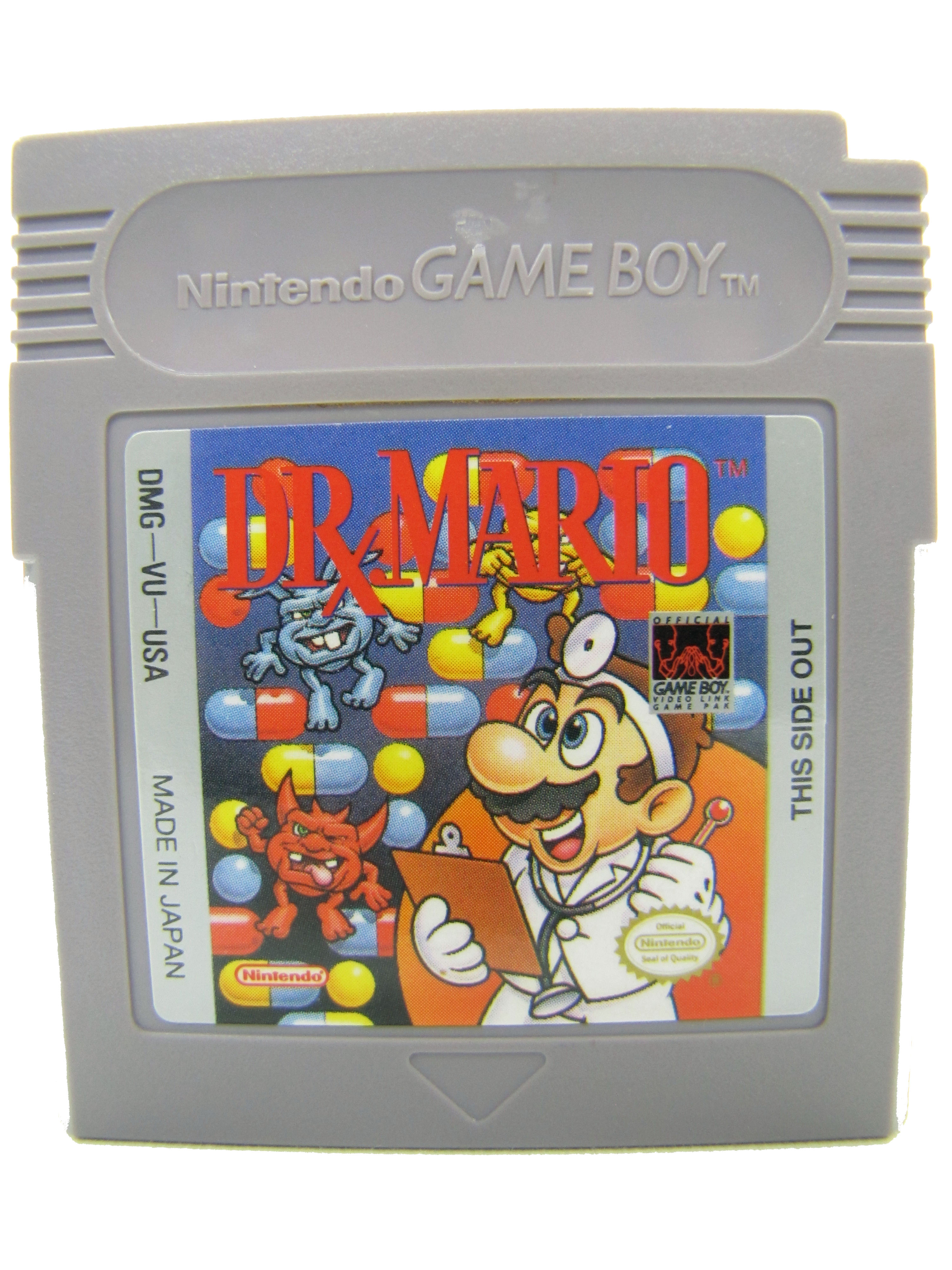 Game Boy Dr. Mario - 1990