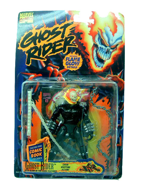 Ghost Rider Ghost Rider MOC