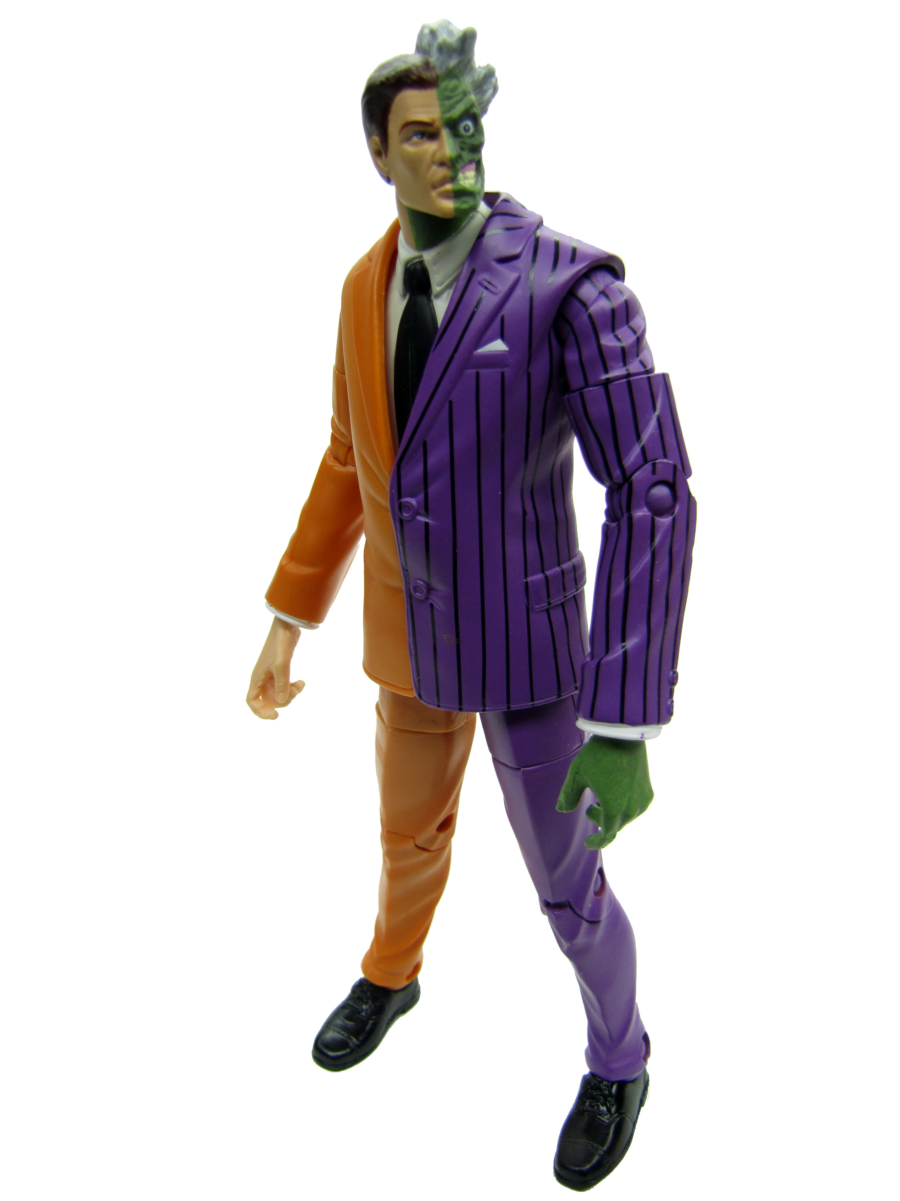 DC Universe Classics Gotham 5 Pack Two-Face Complete