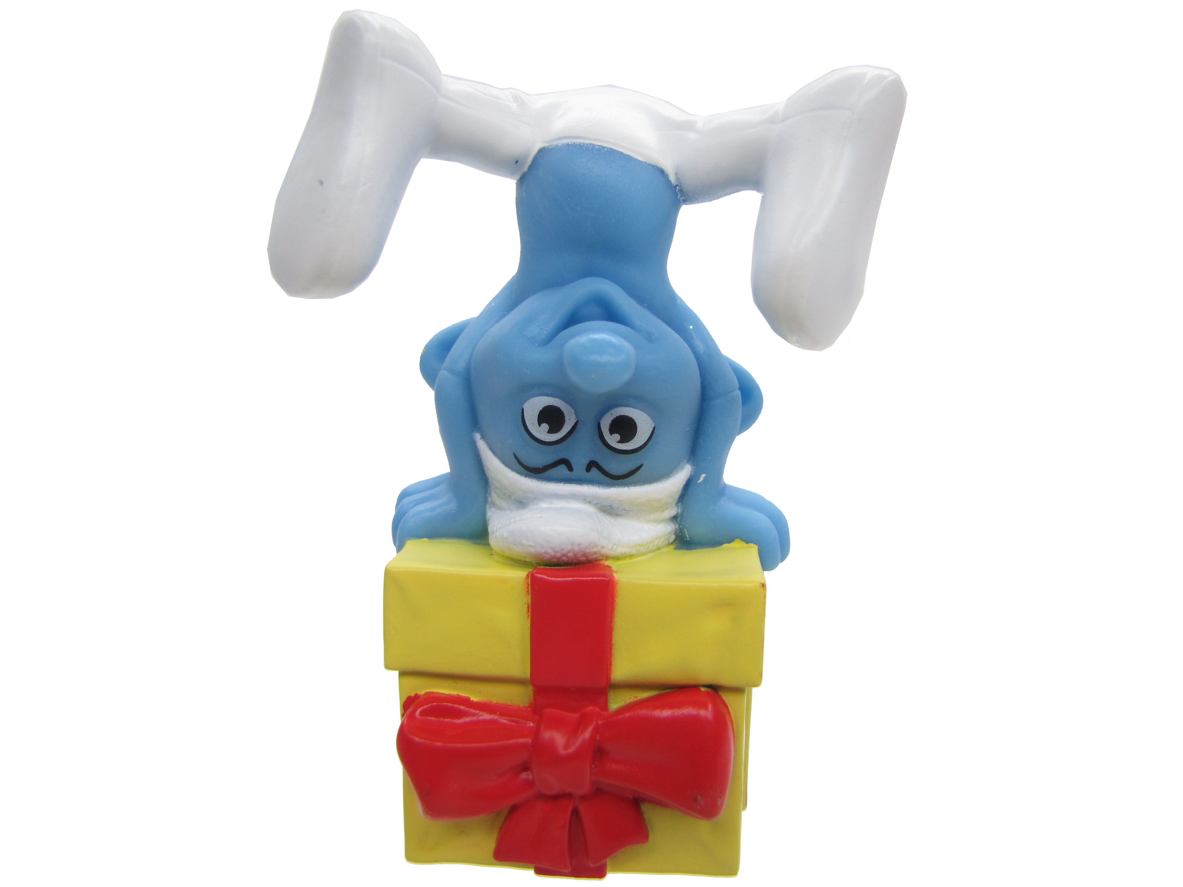 2011 The Smurfs McDonald's Jokey Smurf Complete