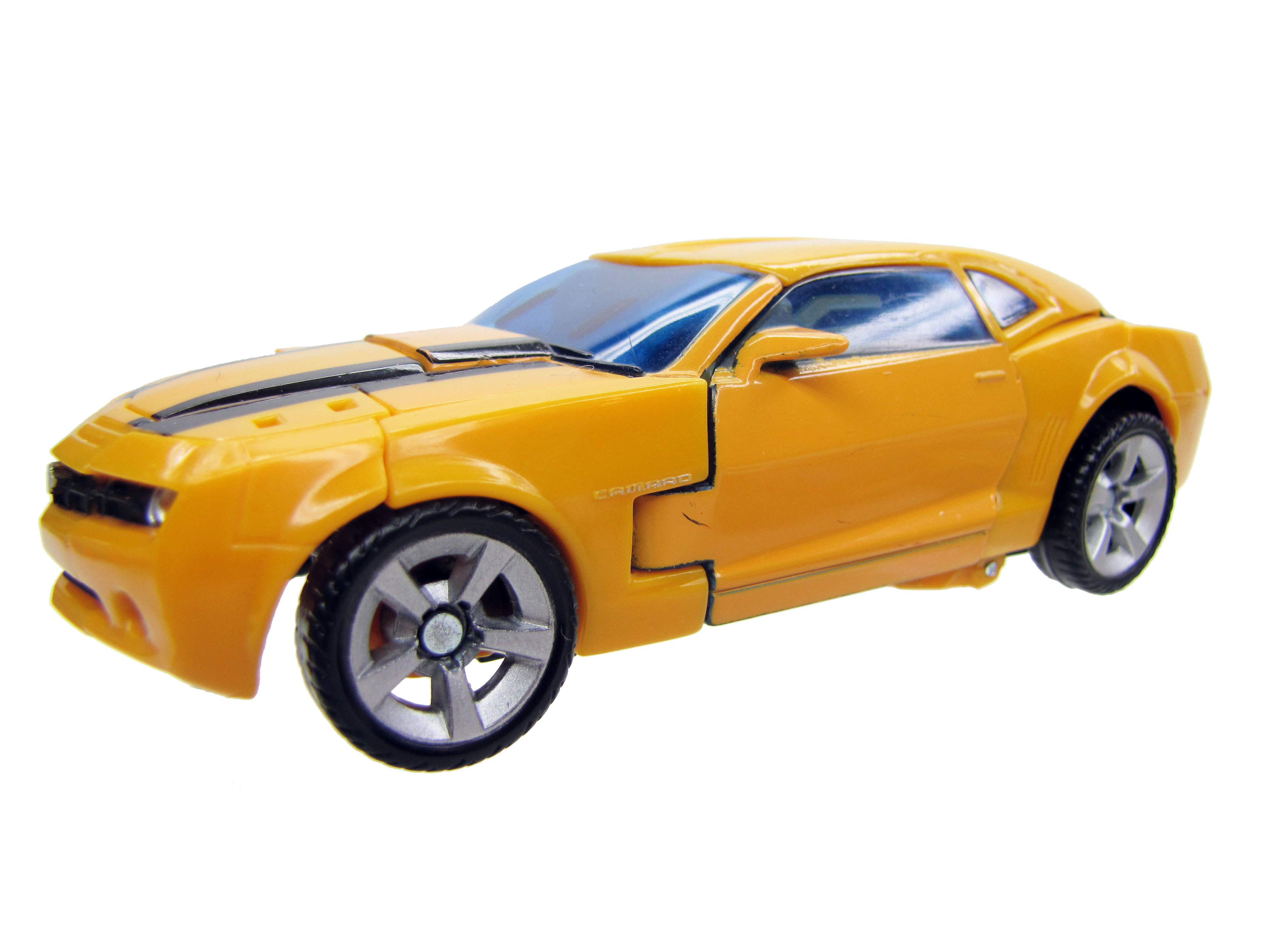 2007 Transformers Movie Camaro Concept Bumblebee Complete