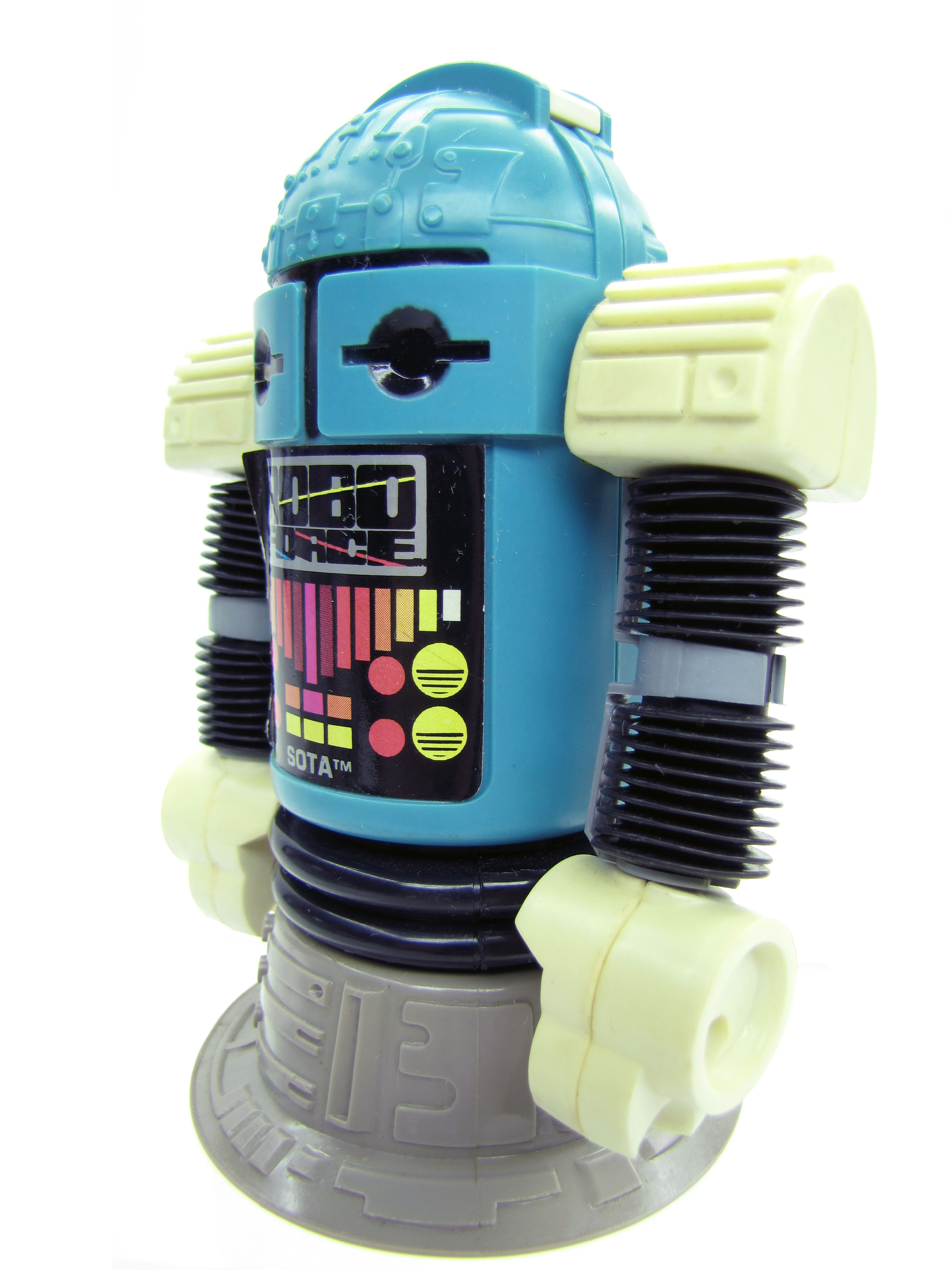 1984 Robo-Force S.O.T.A The Creator Complete