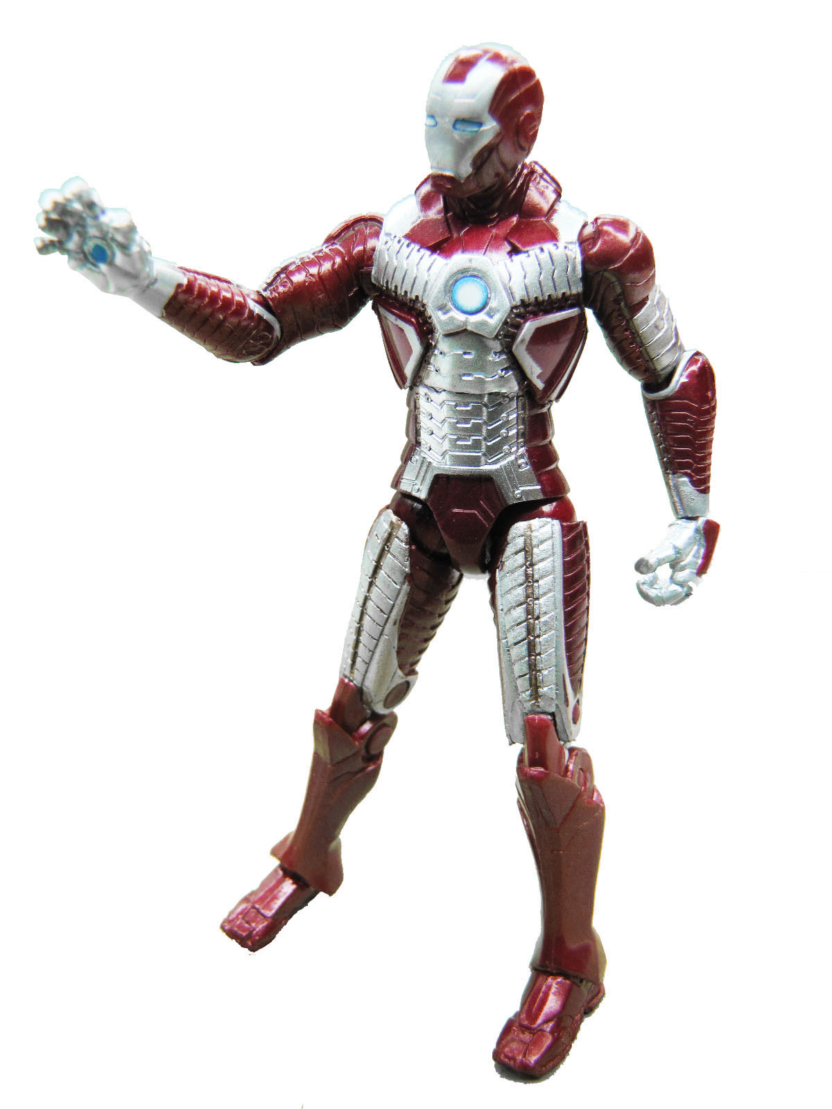 Marvel Iron Man 2 Movie Series Mark V Complete