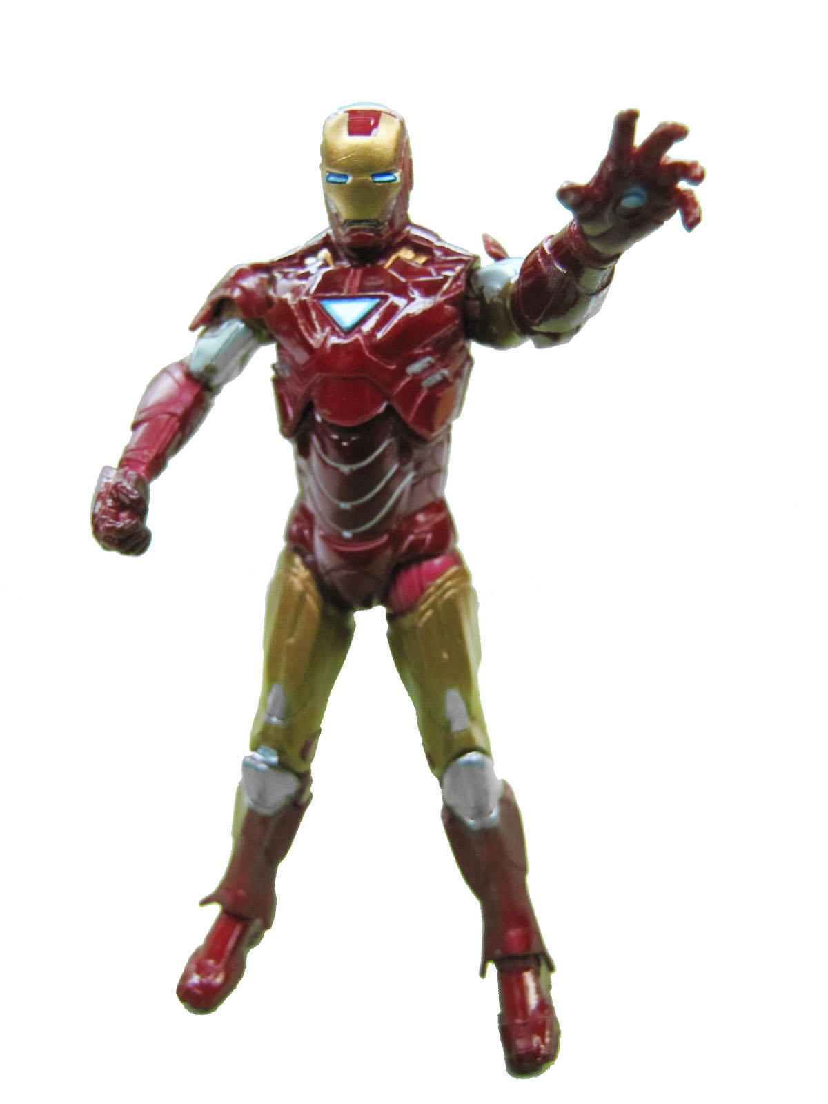 Marvel Iron Man 2 Movie Series Mark VI Fury of Combat