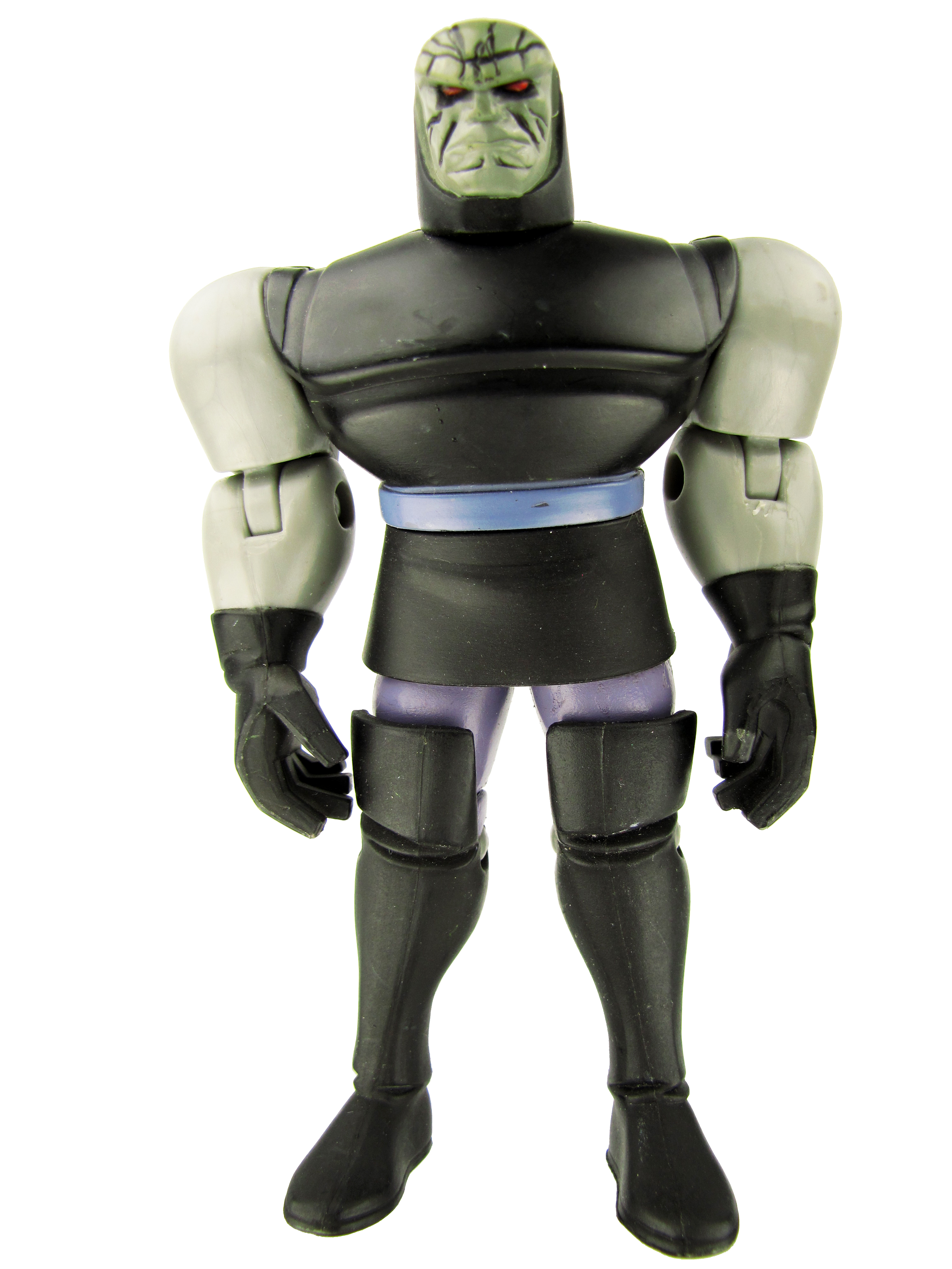 2008 Justice League Unlimited ATTACK FROM APOLKOLIPS DARKSEID Complete