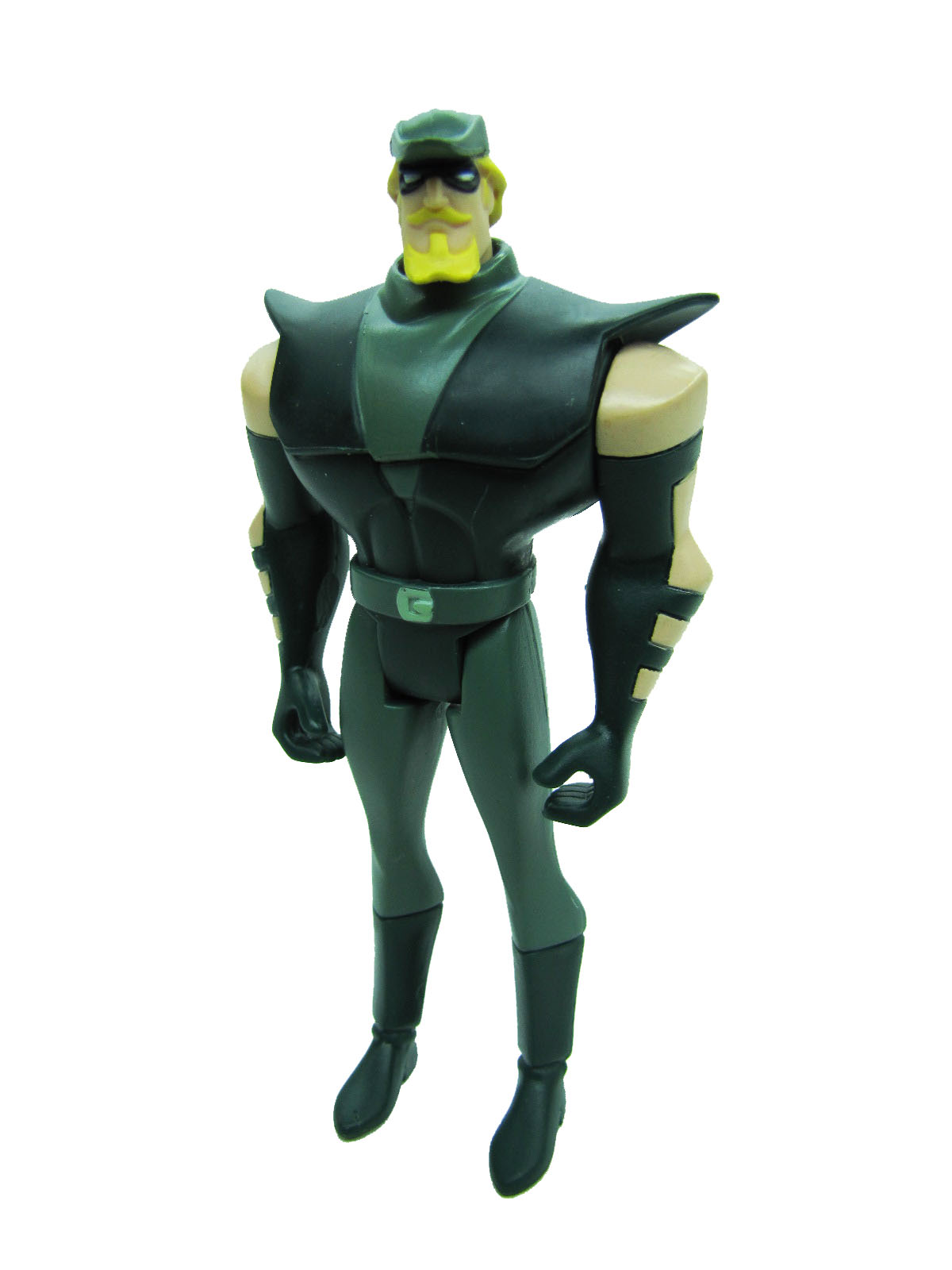 Justice League Unlimited Green Arrow Complete