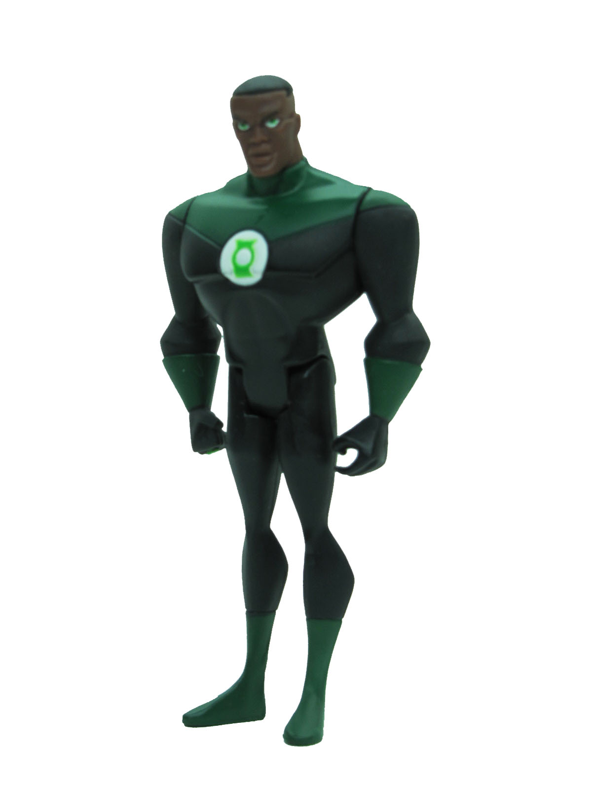 2009 Justice League Unlimited ATTACK FROM THANAGAR GREEN LANTERN Complete