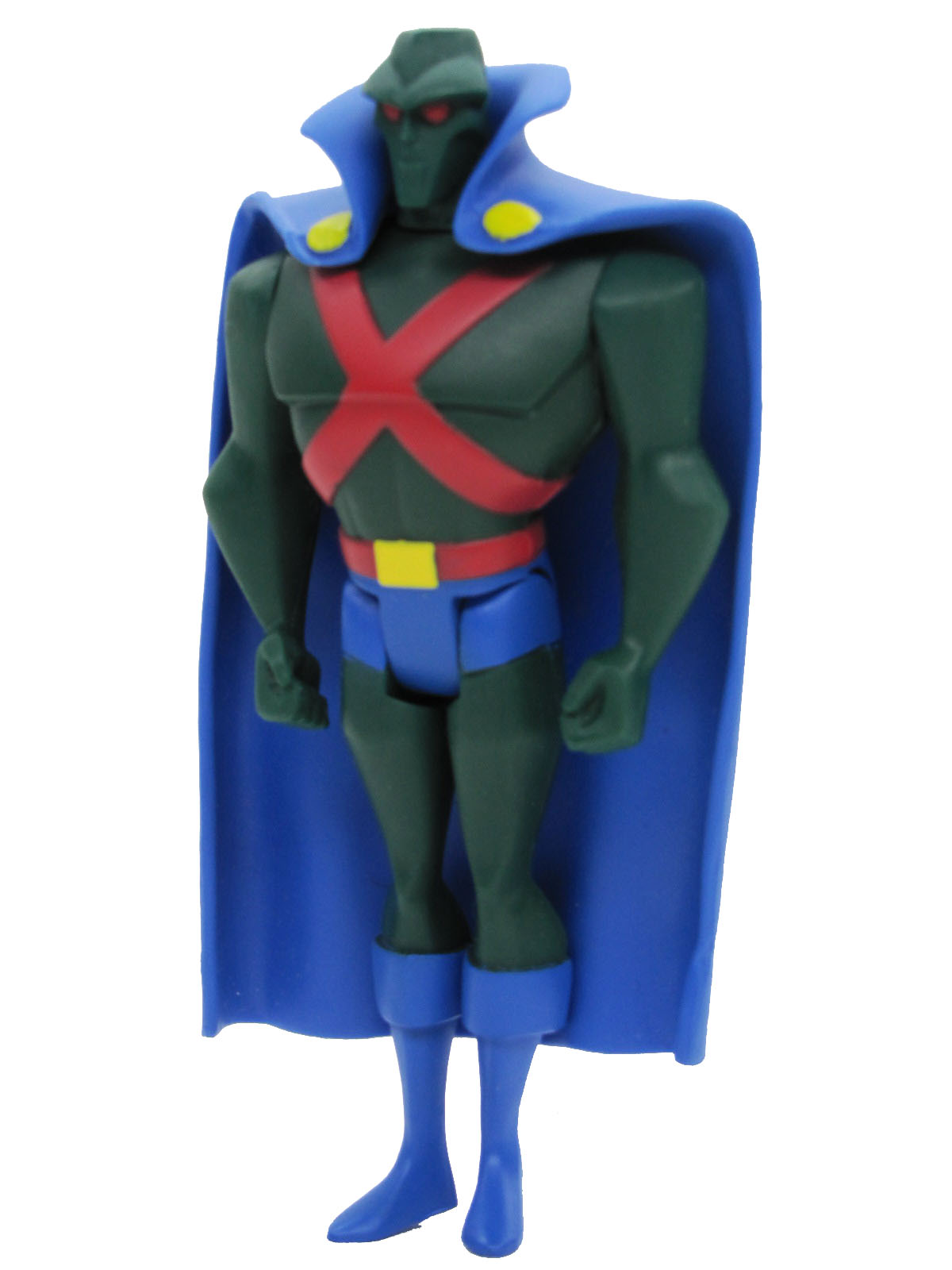 Justice League Martian Manhunter Complete