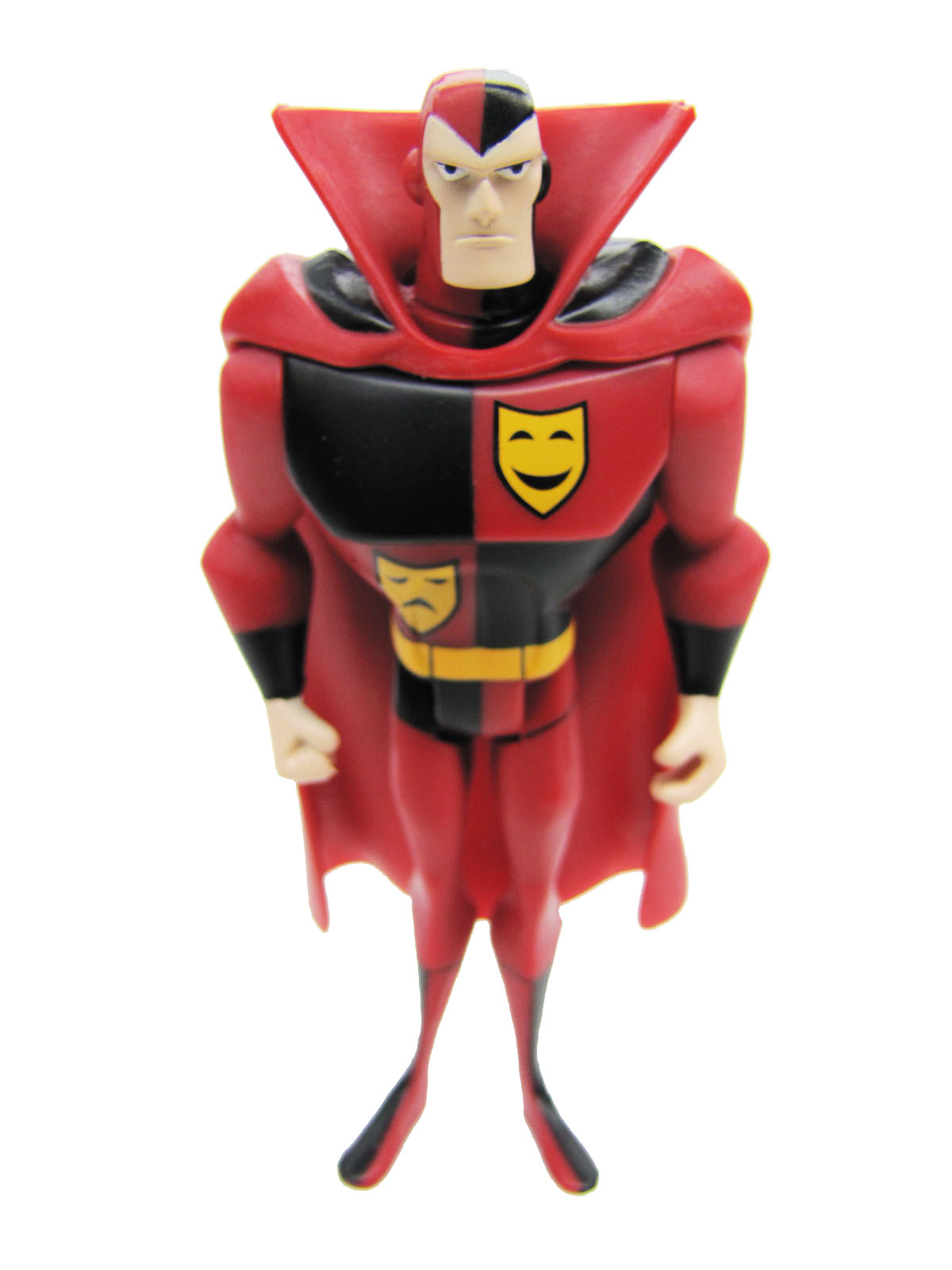Justice League Unlimited Psycho-Pirate Complete