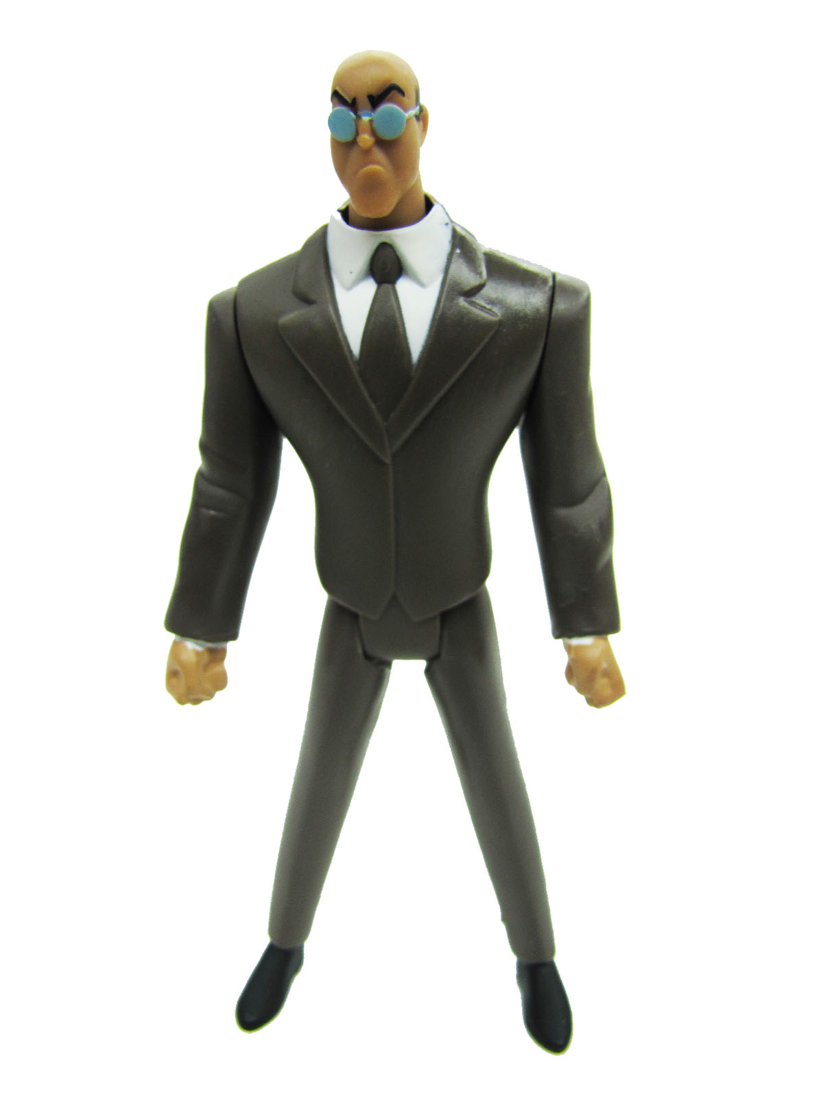 Justice League Unlimited Gotham Villains Clock King Complete