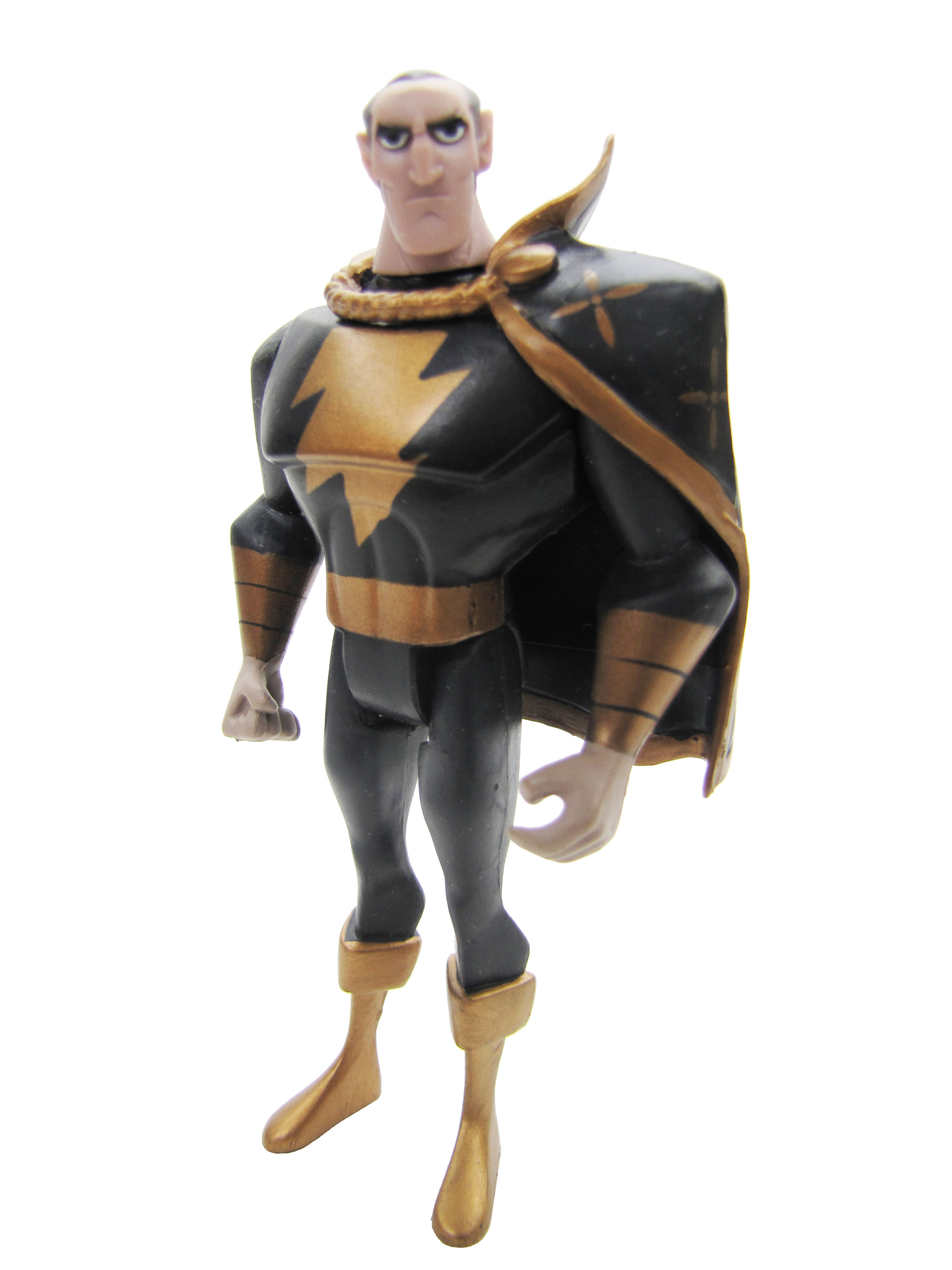 2008 Justice League Unlimited BLACK ADAM Complete