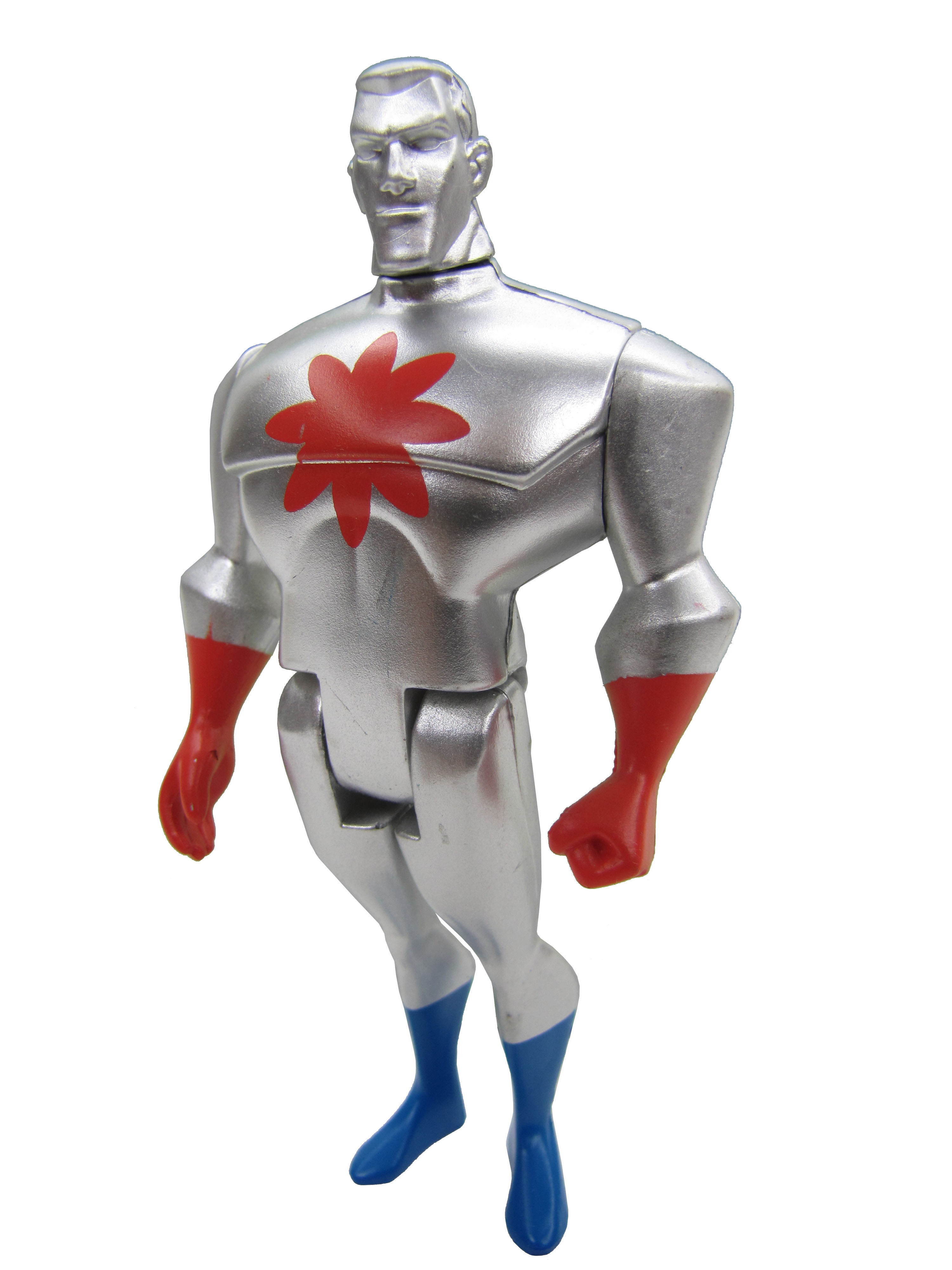 Justice League Unlimited Captain Atom Complete